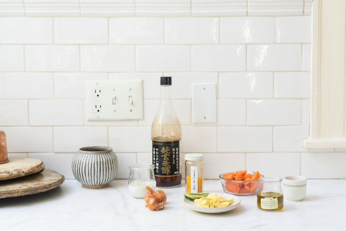 An Exceptional Ginger Carrot Dressing Recipe